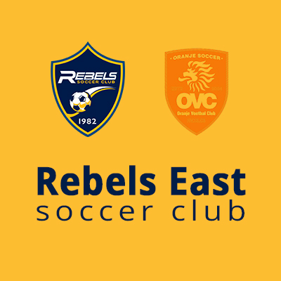 Rebels East SC badge