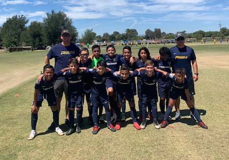 Rebels Boys 2008 Academy - CRL League 2019