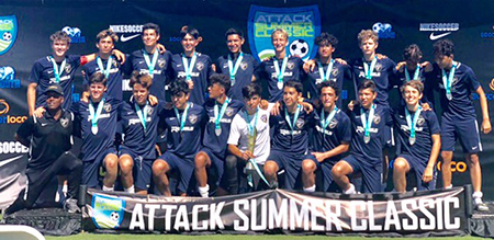 Rebels Boys 02 - Attack Summer Classic 2019 Champions