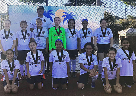 Rebels Girls 2008 Bronze - Carlsbad Classic 2019